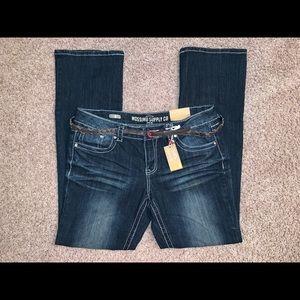 Size 15 Junior Bootcut Jeans